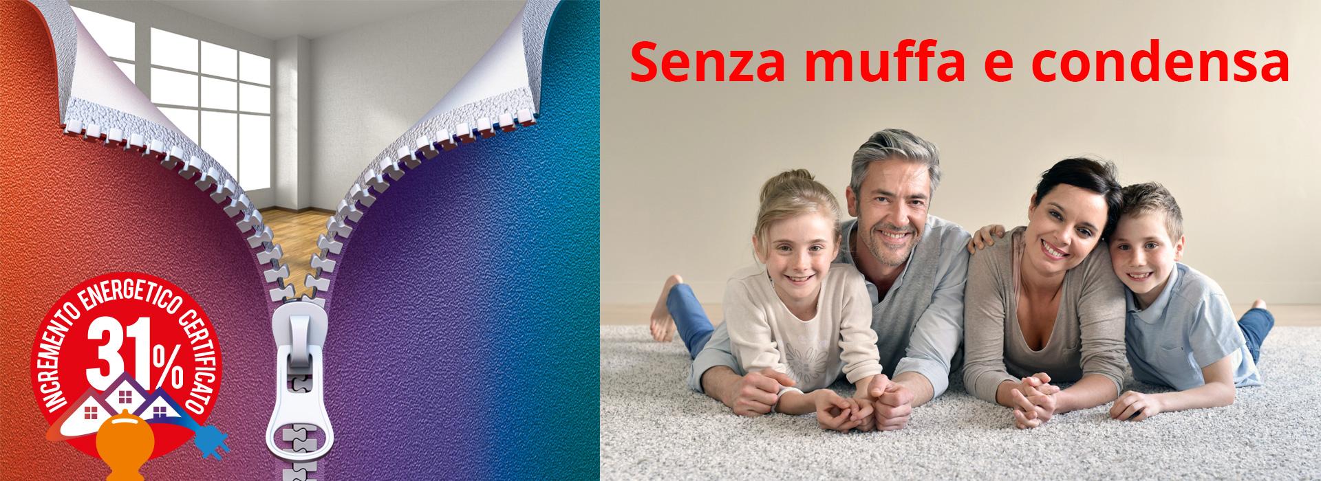 Colorificio giovanazzi domusthermik - Condensa in casa nuova costruzione ...